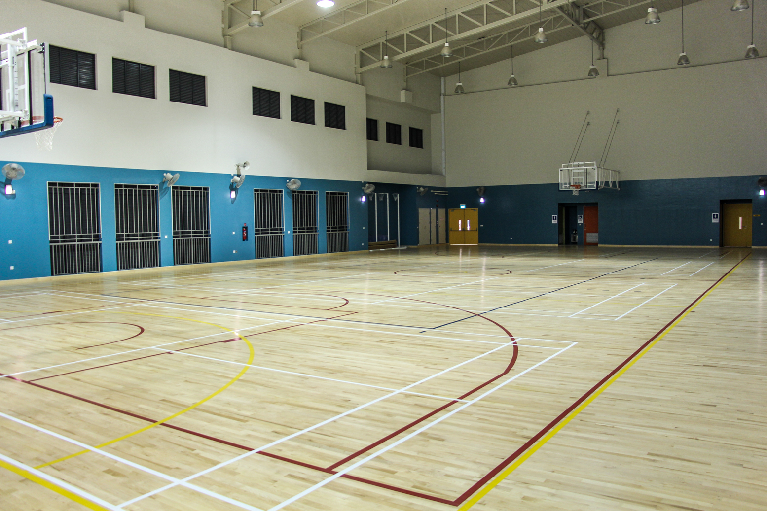 Image of Indoor Sports Hall