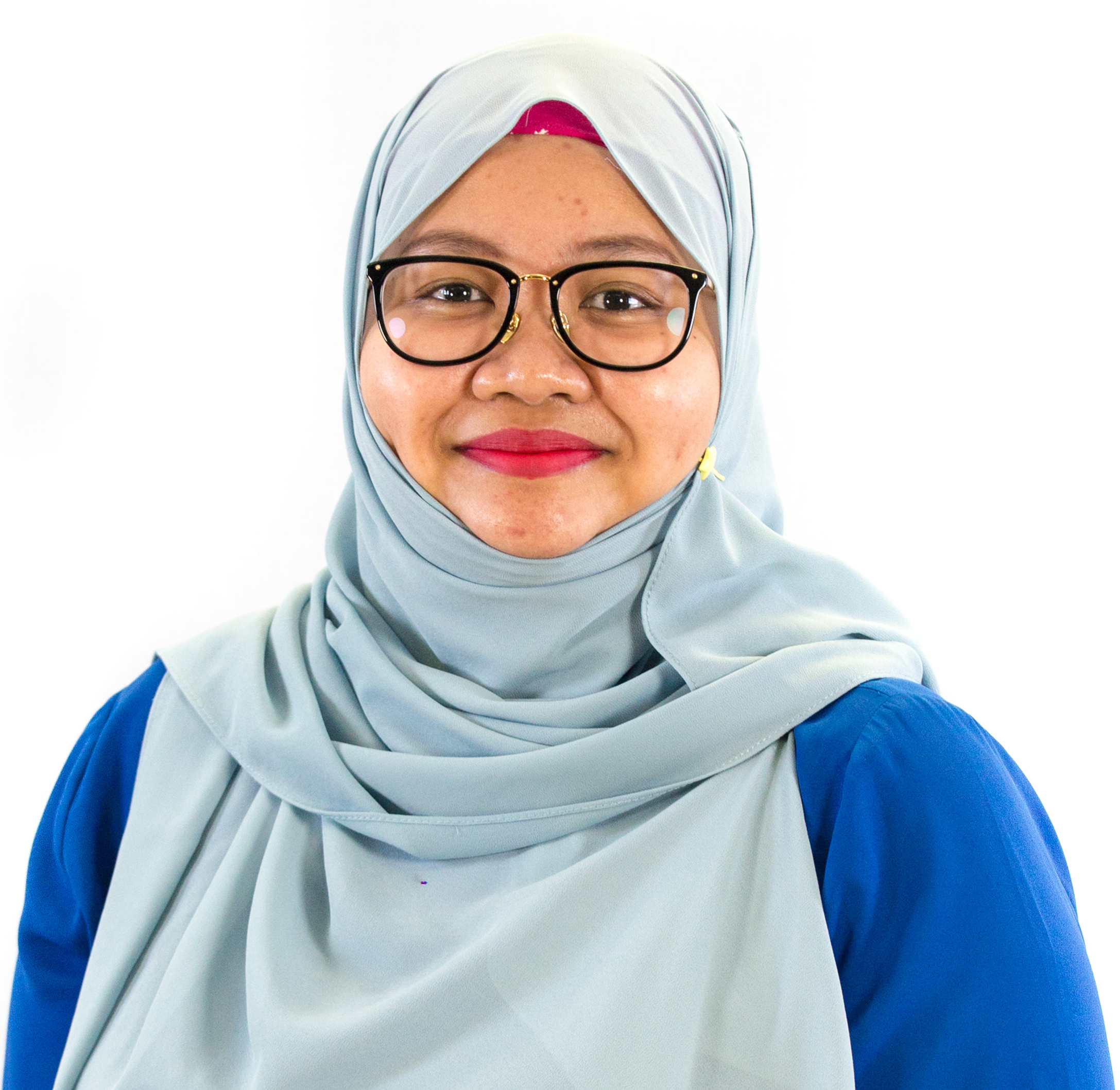 Ms Nur Azlin  (P1B Form Teacher)