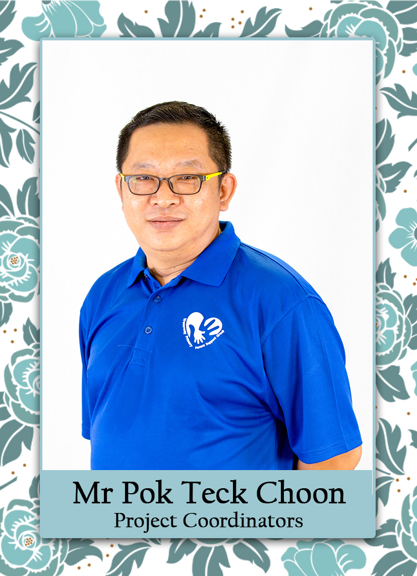Mr Pok (Project Coordinators)